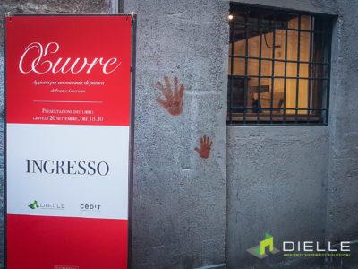 """Galleria Presentazione libro """"Œuvre"""" di Franco Guerzoni – GALLERY"""