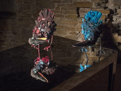 "Galleria ""Rites of Passage"": Nathalie Djurberg & Hans Berg in mostra a Bergamo"