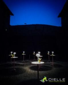 Installazione artistica carcere sant'agata bergamo