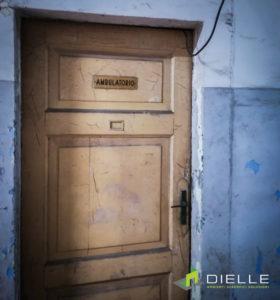 Porta ambulatorio carcere sant'agata bergamo